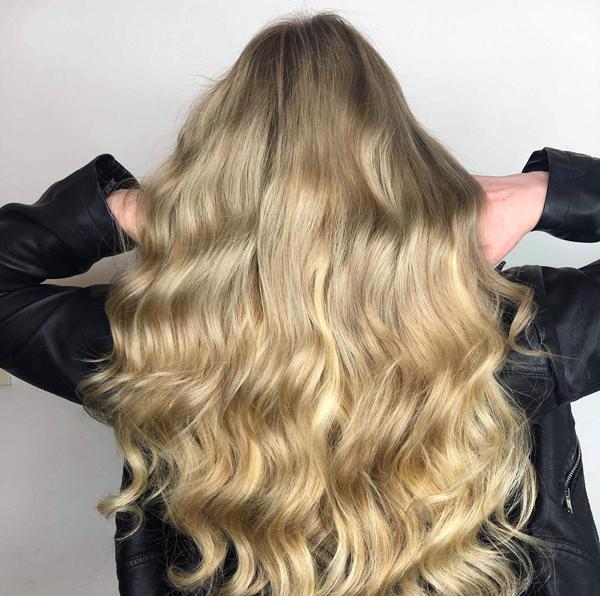 blonde colour services - sydney