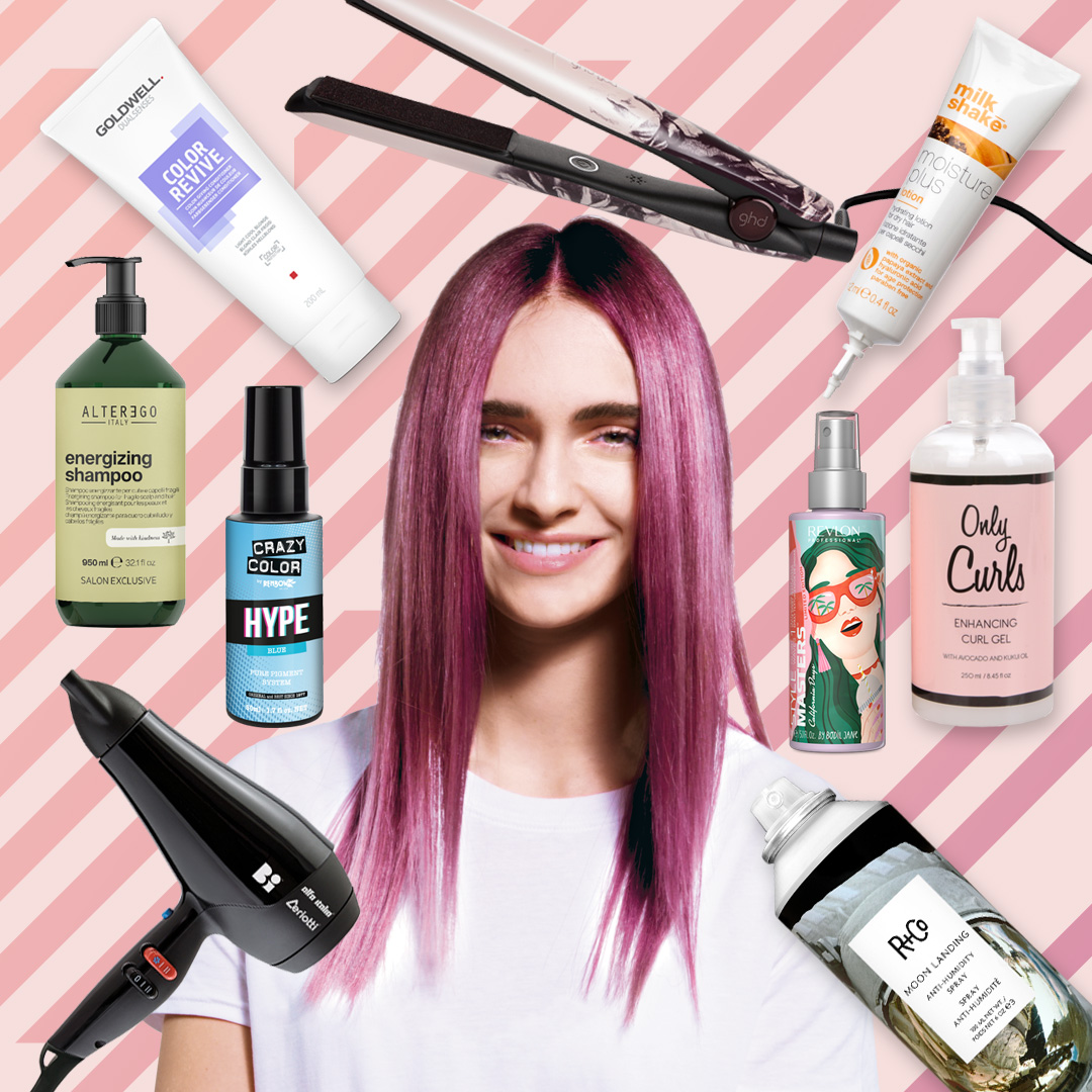 august hair product launches lead image