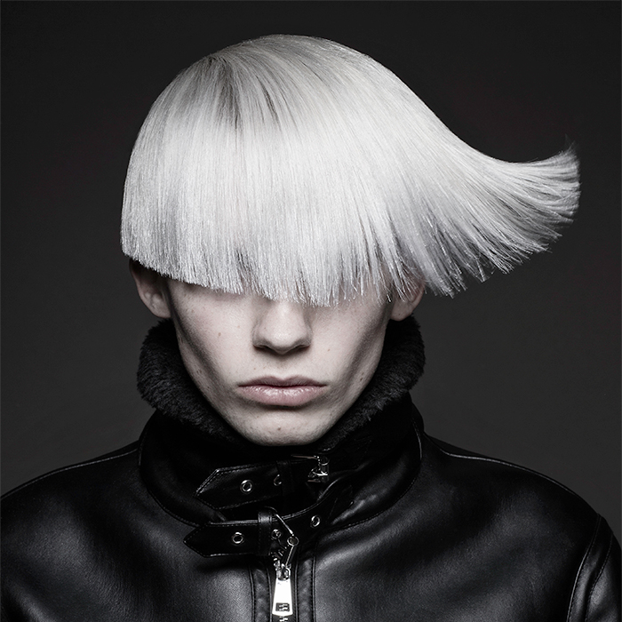 mens hairdressing collection