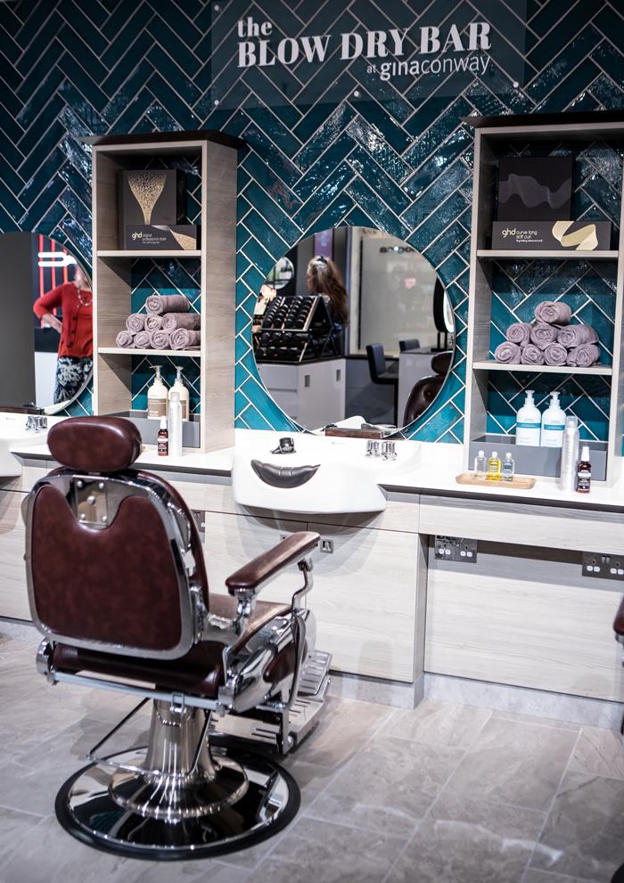 Gina Conway Aveda Salon and Spa in Wimbledon