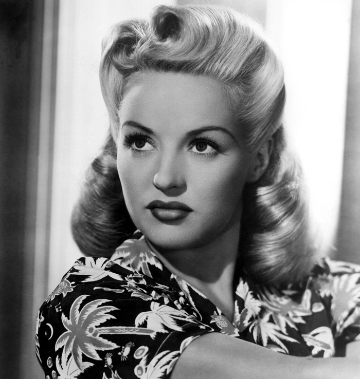 victory rolls betty gramble