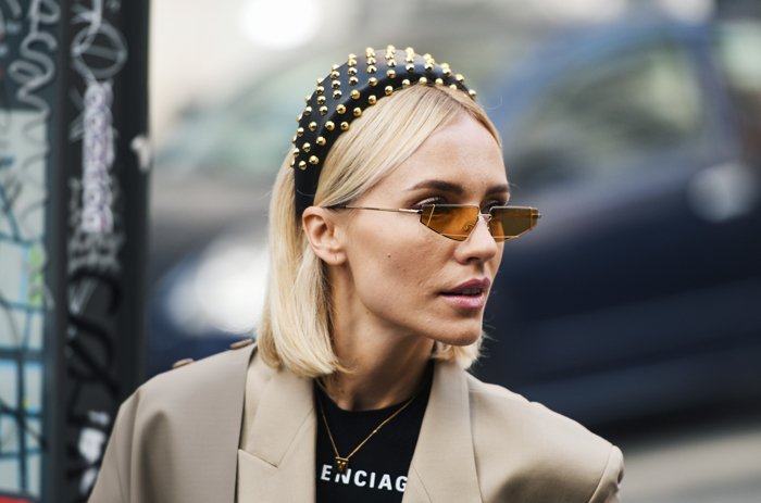 hair accessories trend - alice bands
