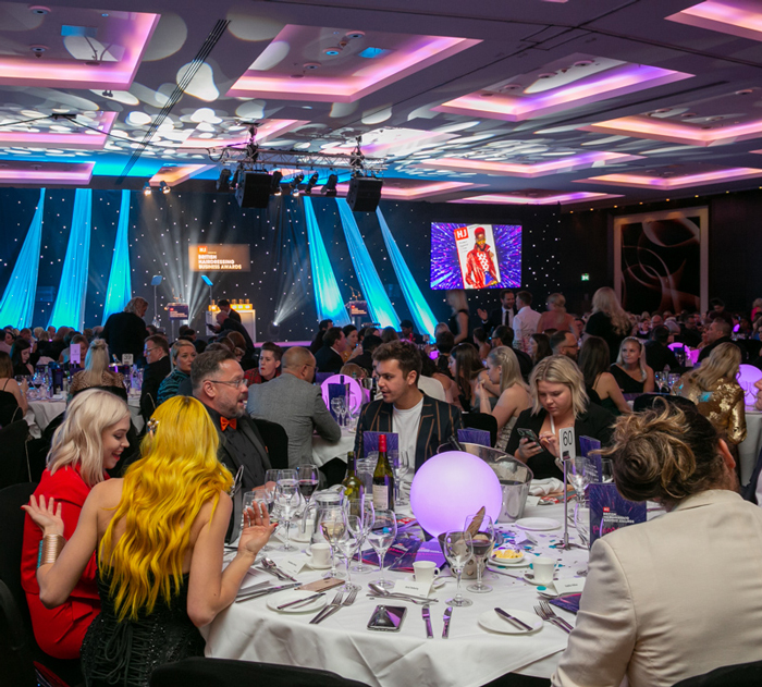 British Hairdressing Business awards 2019