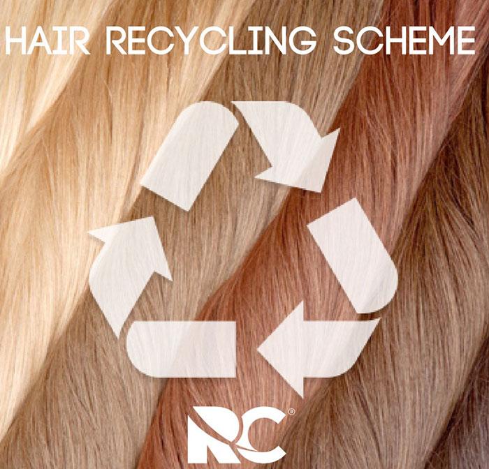 Hair Recycling Scheme