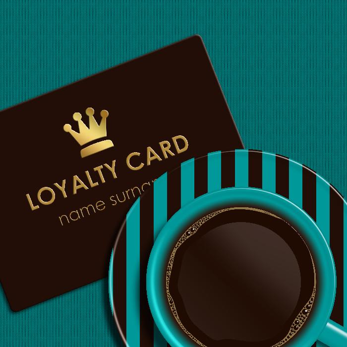 loyalty cards hair salon