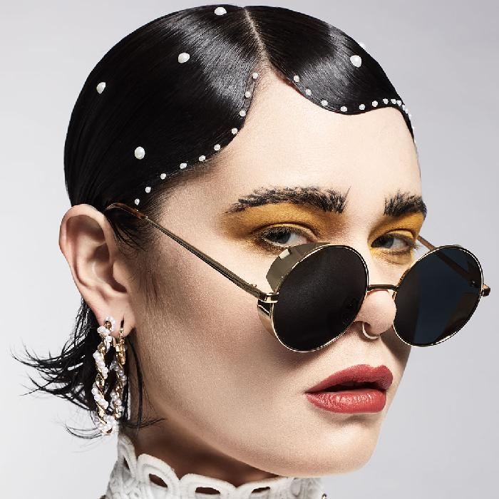 jordanna cobella london hairdresser of the year finalist collection