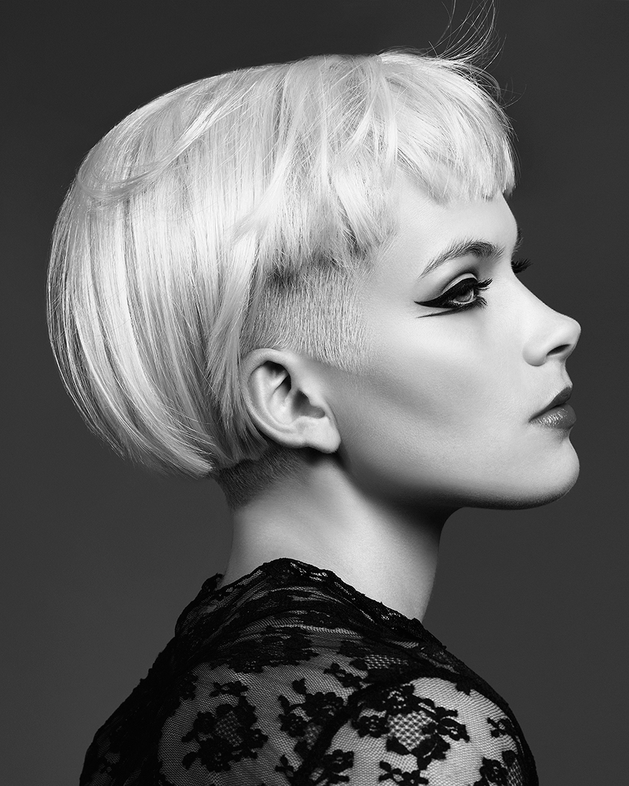 Northern Ireland Hairdresser  of the Year 2019 Pic 3