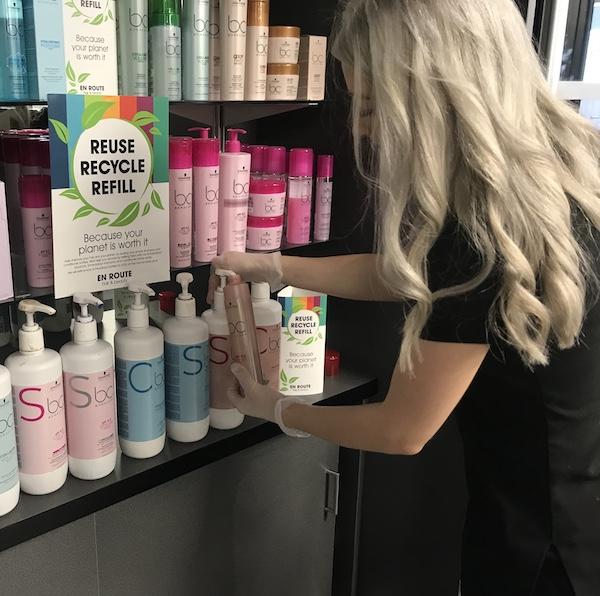 En Route Hair Beauty salon