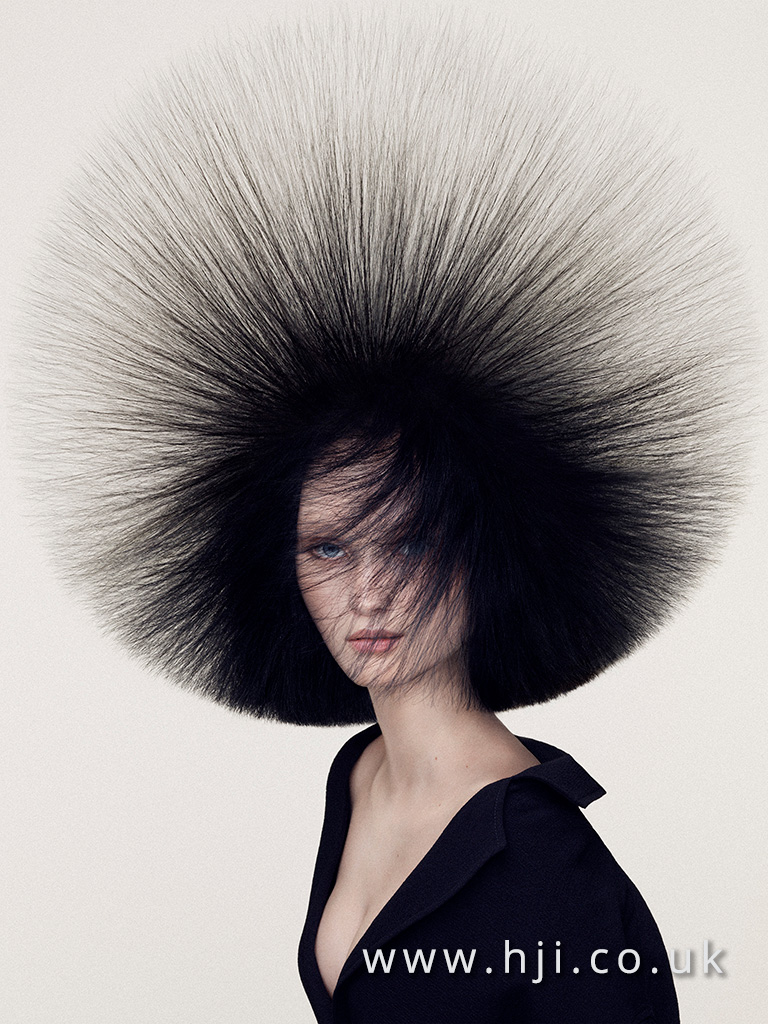 Angelo Seminara British Hairdresser of the Year 2016 Collection Pic 3