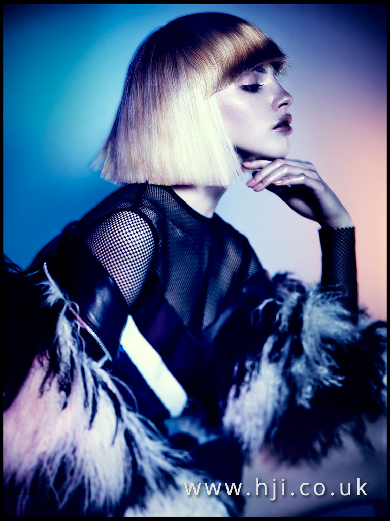 Sally Brooks British Hairdresser of the Year 2017 Collection Pic 4