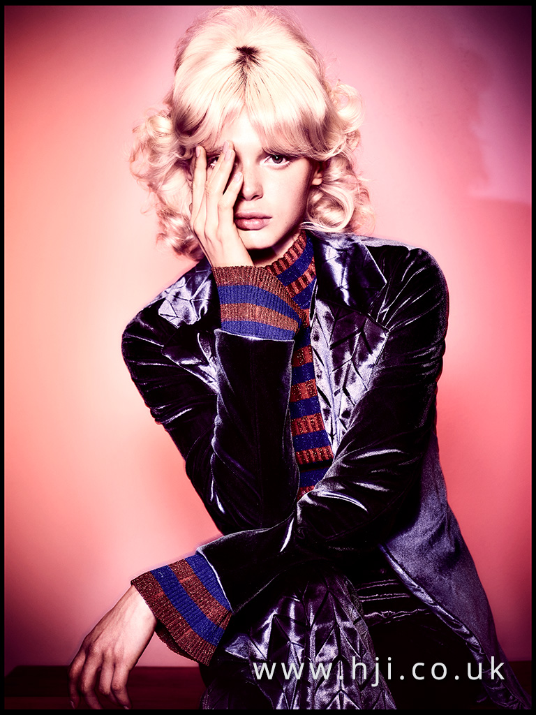 Sally Brooks British Hairdresser of the Year 2017 Collection Pic 5