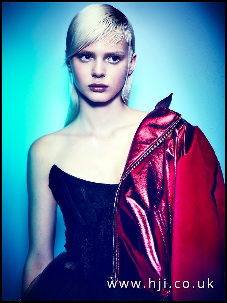 Sally Brooks British Hairdresser of the Year 2017 Collection Pic 6