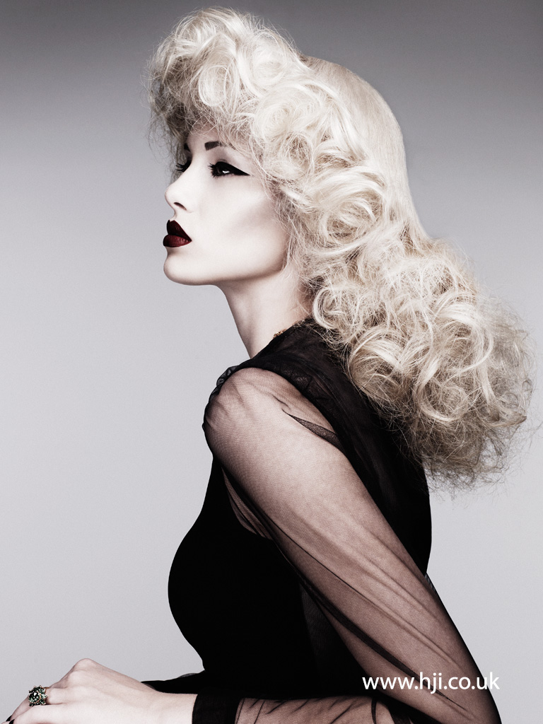 Akin Konizi British Hairdresser of the Year 2011 Collection Pic 7