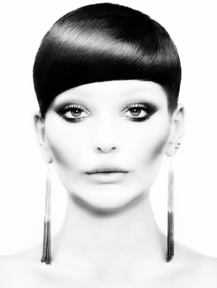 Akin Konizi British Hairdresser of the Year 2013 Collection Pic 1