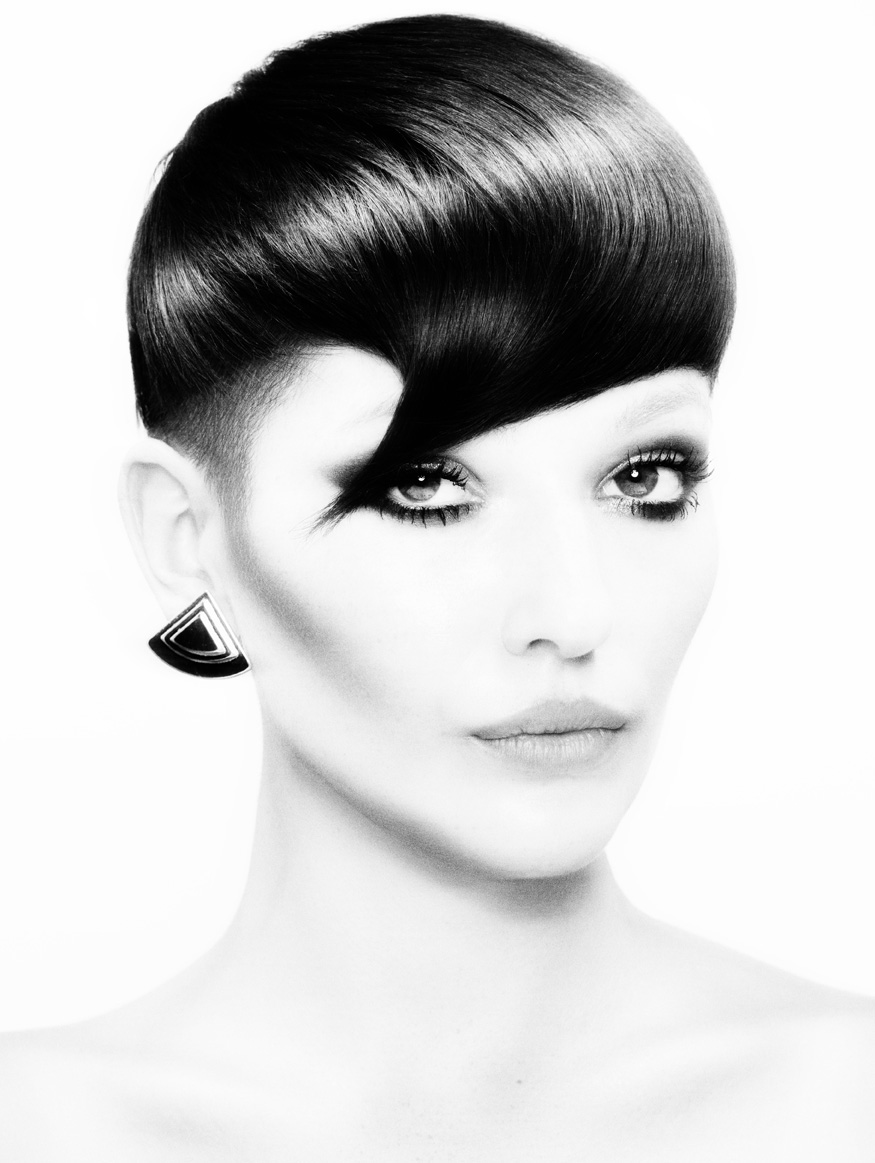 Akin Konizi British Hairdresser of the Year 2013 Collection Pic 2