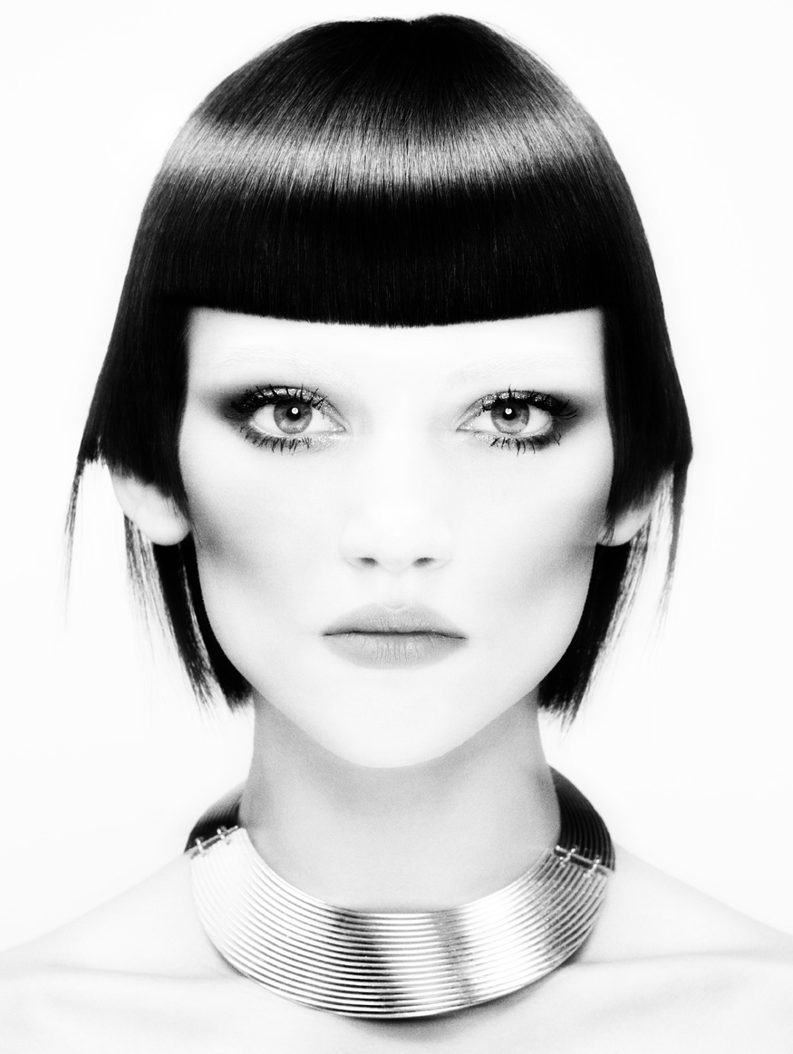Akin Konizi British Hairdresser of the Year 2013 Collection Pic 3
