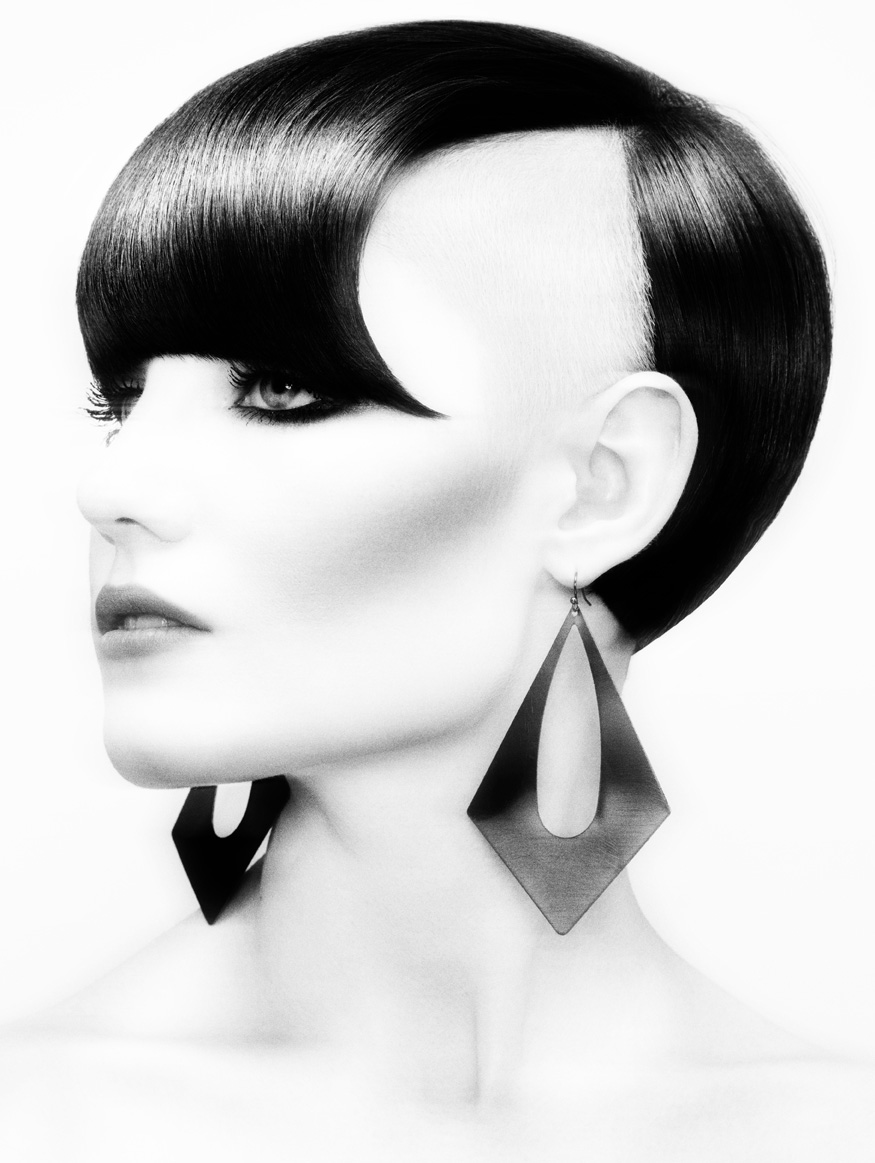 Akin Konizi British Hairdresser of the Year 2013 Collection Pic 4