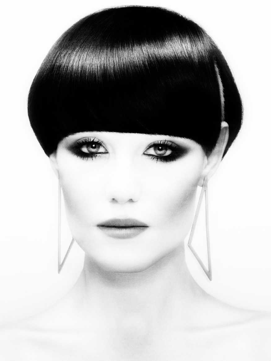 Akin Konizi British Hairdresser of the Year 2013 Collection Pic 5