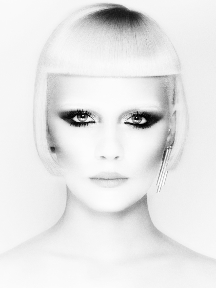 Akin Konizi British Hairdresser of the Year 2013 Collection Pic 6