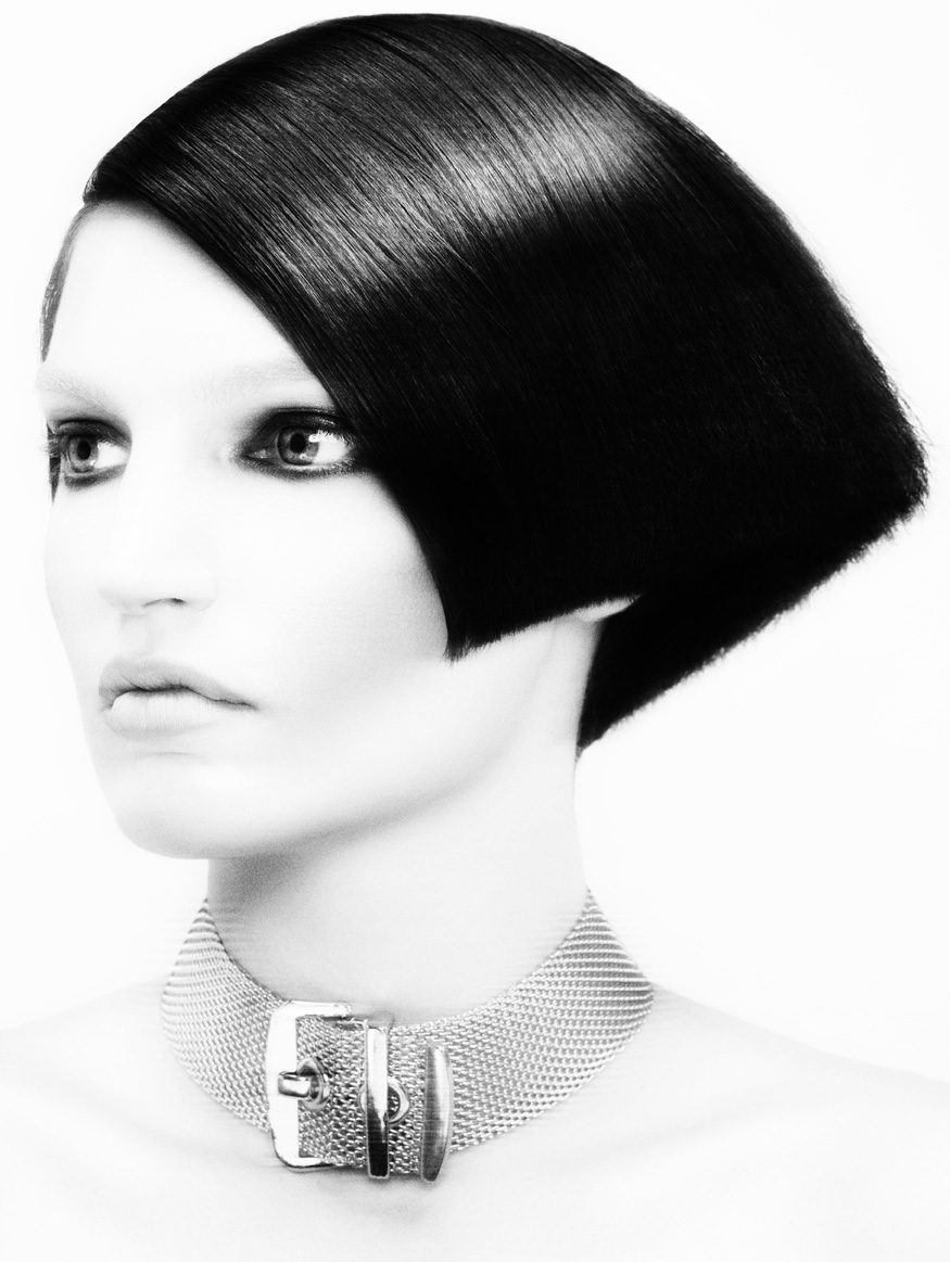 Akin Konizi British Hairdresser of the Year 2013 Collection Pic 7