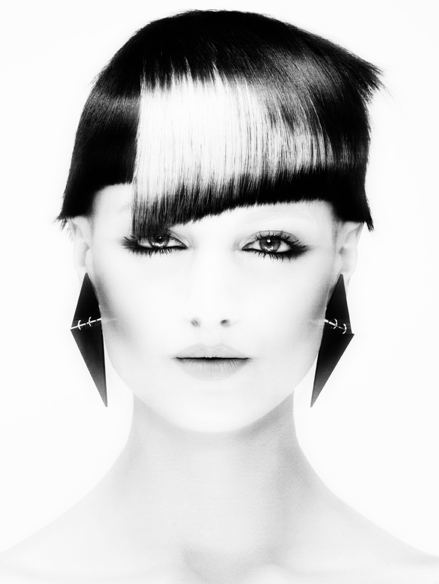Akin Konizi British Hairdresser of the Year 2013 Collection Pic 8