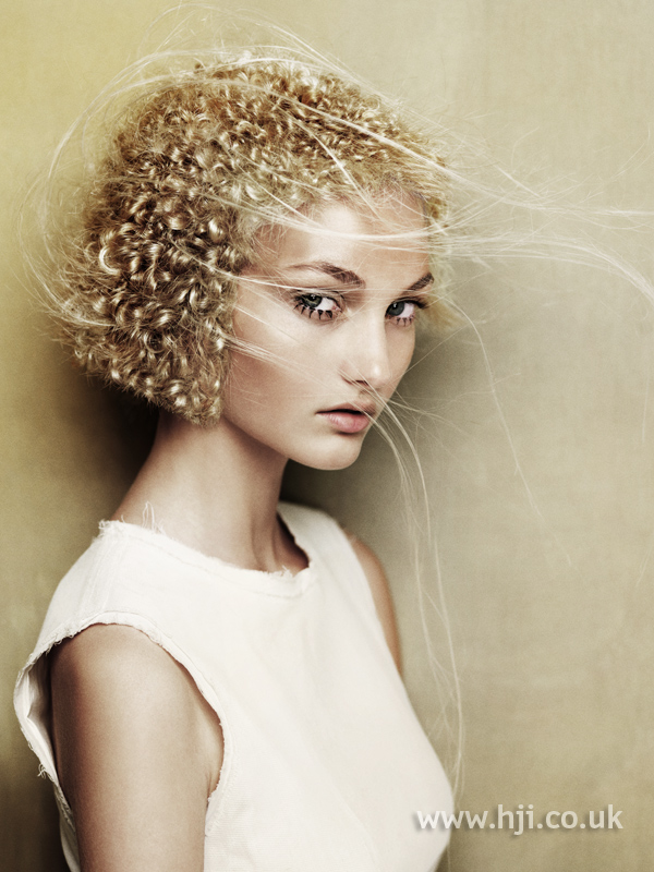 Angelo Seminara British Hairdresser of the Year 2010 Collection Pic 1