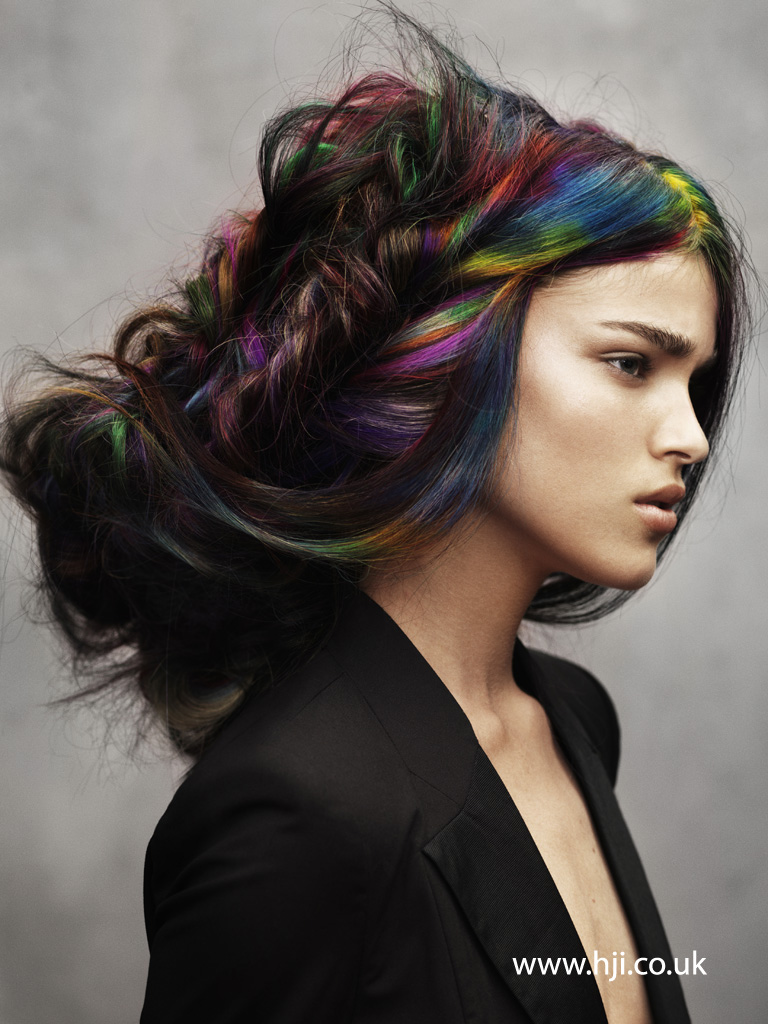 Angelo Seminara British Hairdresser of the Year 2012 Collection Pic 2