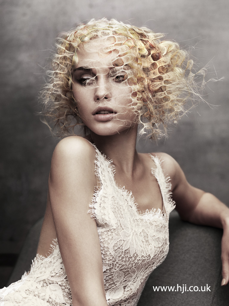 Angelo Seminara British Hairdresser of the Year 2012 Collection Pic 5
