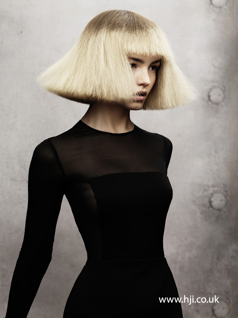 Angelo Seminara British Hairdresser of the Year 2012 Collection Pic 6