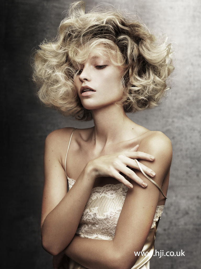 Angelo Seminara British Hairdresser of the Year 2012 Collection Pic 7