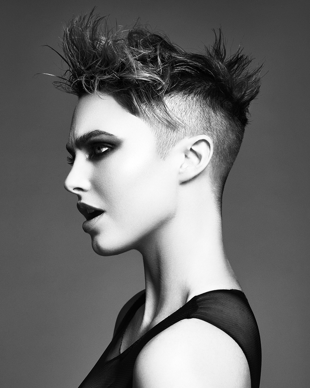 Rush Hair Artistic Team of the Year 2018 Collection pic 4