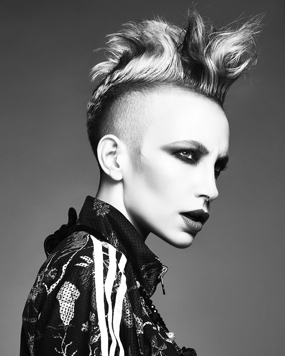 Rush Hair Artistic Team of the Year 2018 Collection pic 8