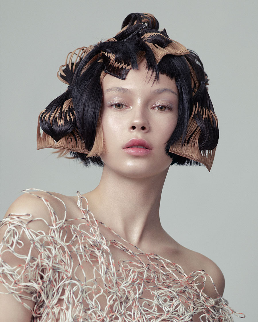 Avant Garde Hairdresser of the Year 2019 Collection pic 8