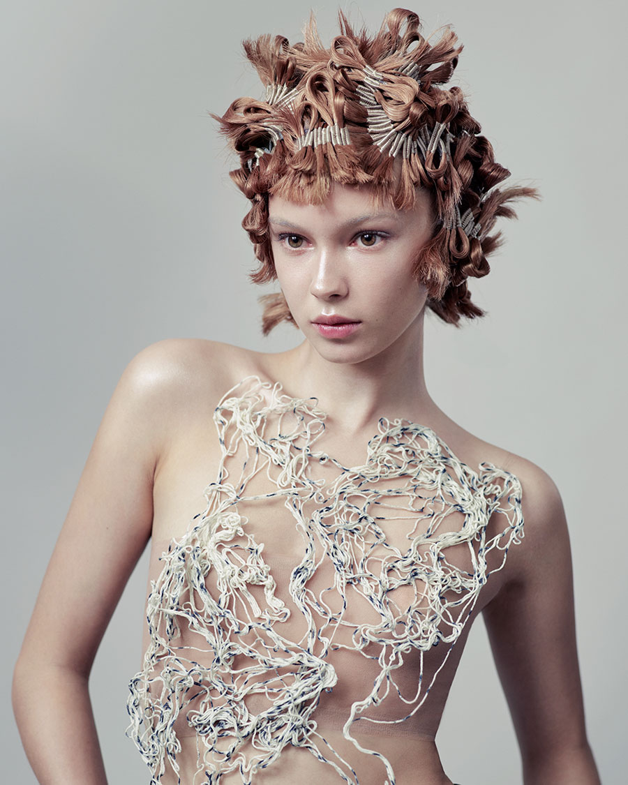Avant Garde Hairdresser of the Year 2019 Collection pic 5