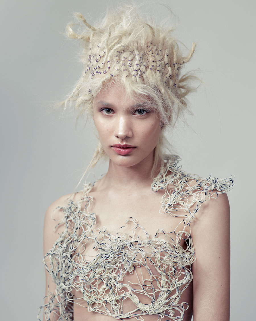 Avant Garde Hairdresser of the Year 2019 Collection pic 4