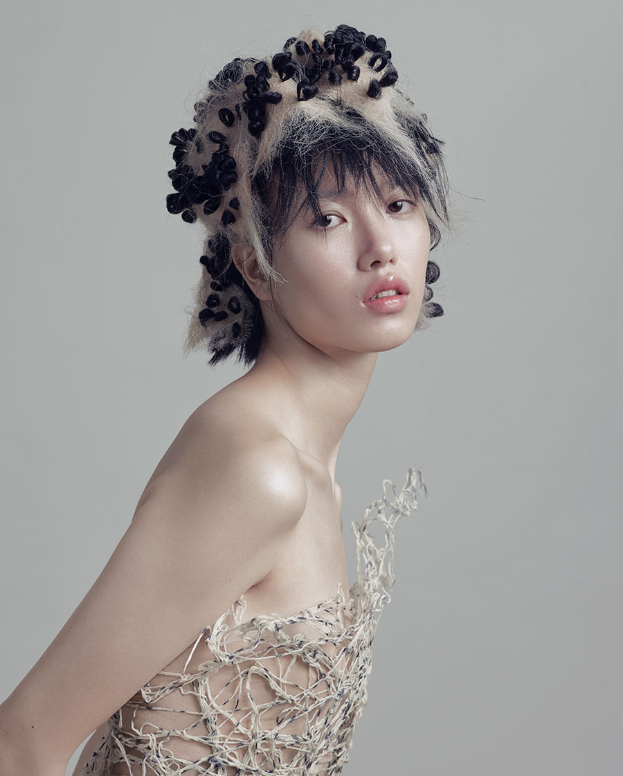 Avant Garde Hairdresser of the Year 2019 Collection pic 3