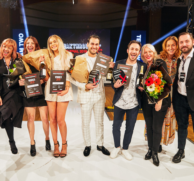 TONI&GUY Breakthrough Team Xtra 2019 Champions