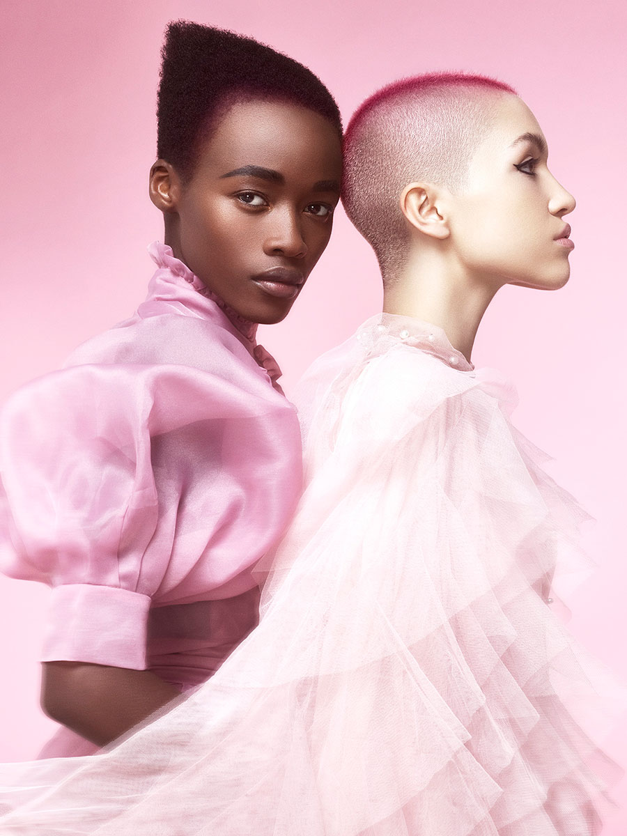 British Hairdresser of the Year 2019 Collection Pic 8