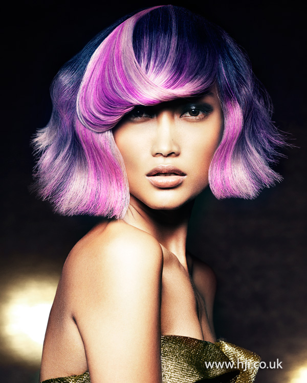 Mark Leeson British Hairdresser of the Year 2014 Collection Pic 6