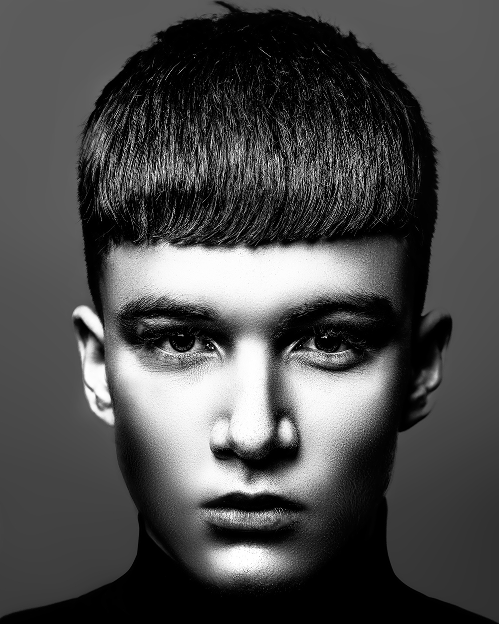 Desmond Murray Men's Hairdresser of the Year Collection pic 2