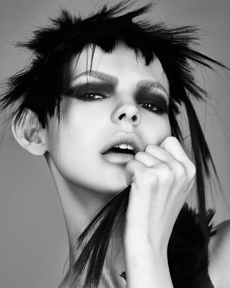 Marcello Moccia and Karen Perry North Western Hairdresser of the Year 2018 Collection pic 7