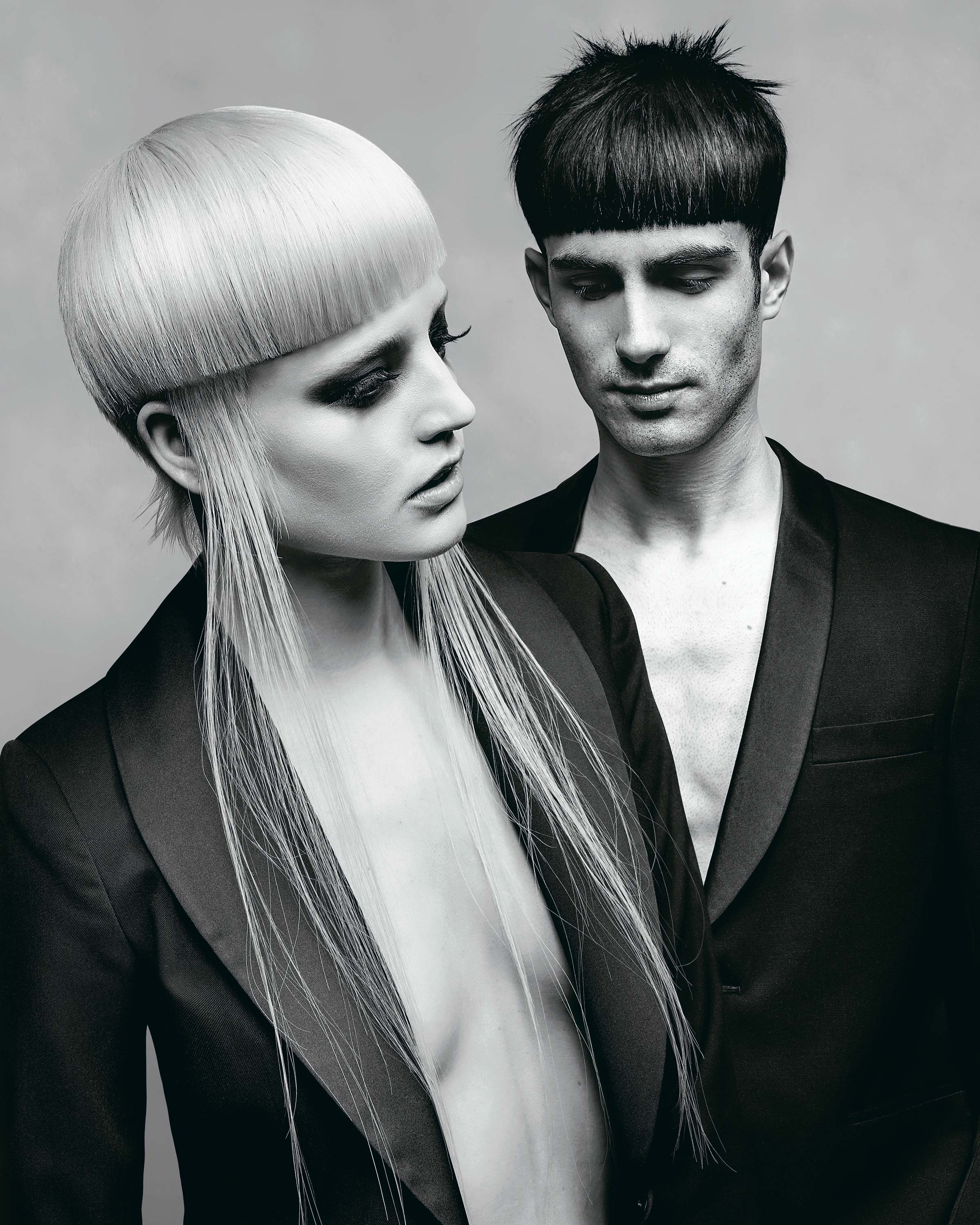 Robert Masciave Southern Hairdresser of the Year of the Year 2018 Collection Pic 2