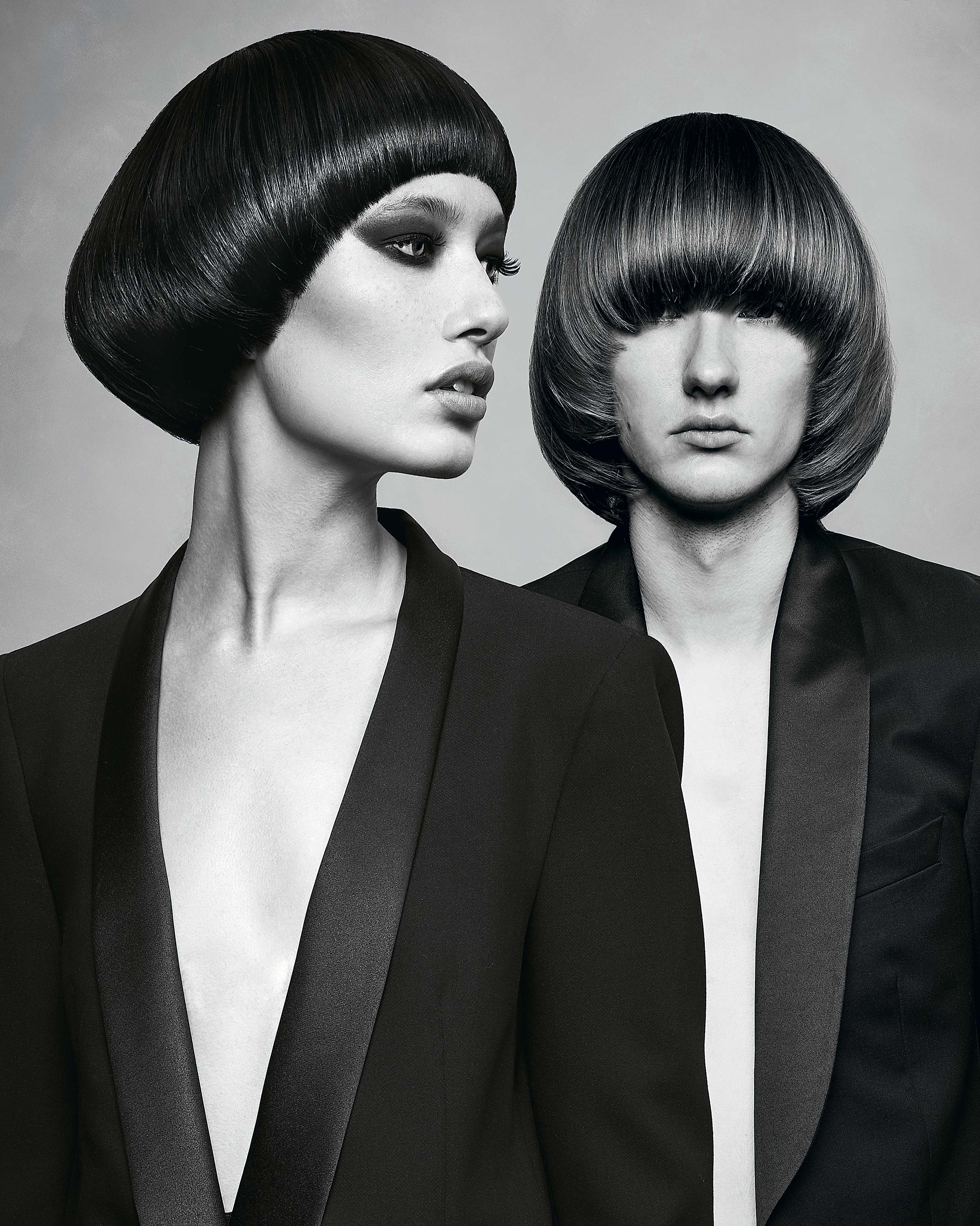 Robert Masciave Southern Hairdresser of the Year of the Year 2018 Collection Pic 5