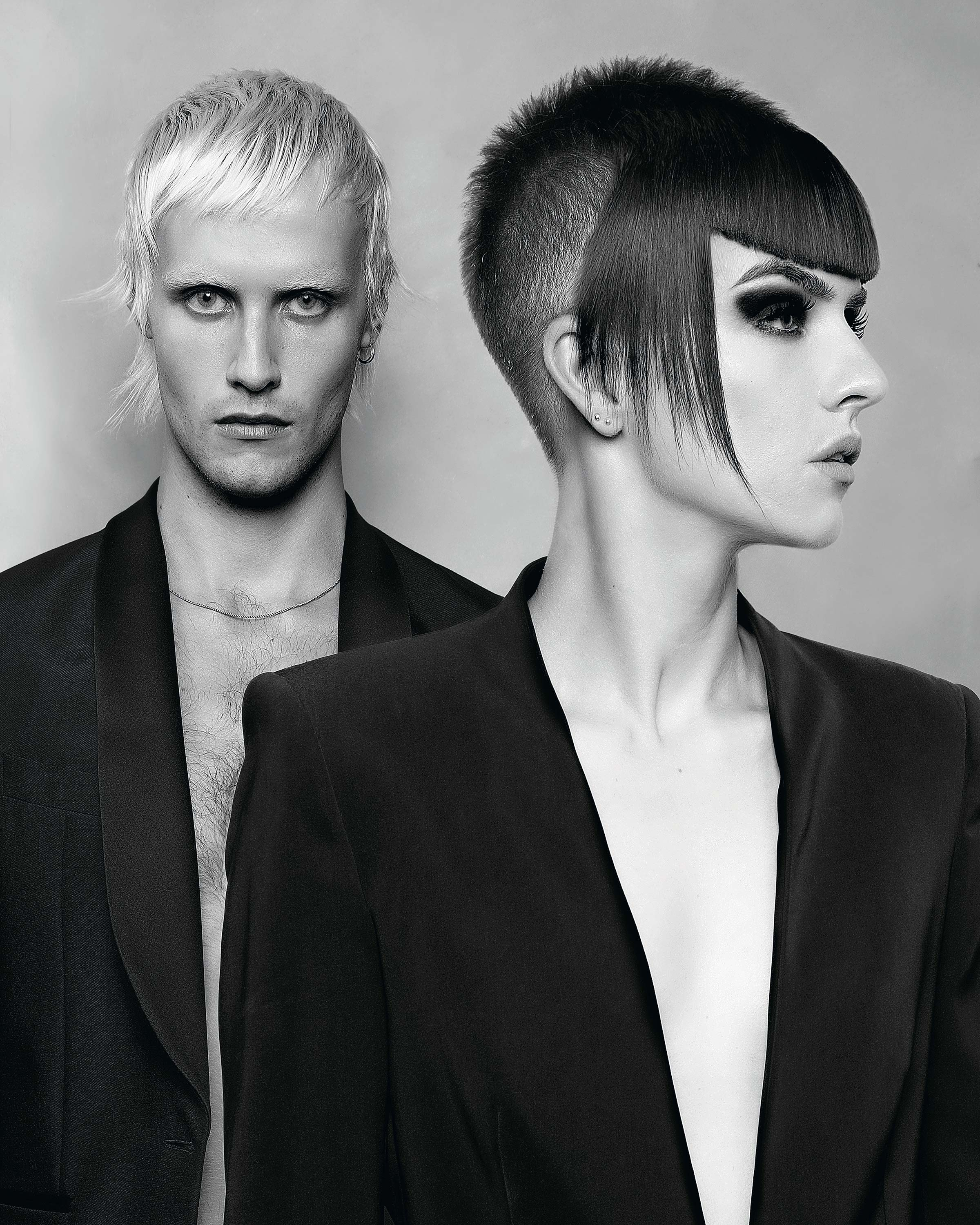 Robert Masciave Southern Hairdresser of the Year of the Year 2018 Collection Pic 8