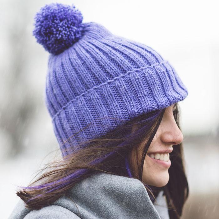 hat hair tips winter hair care