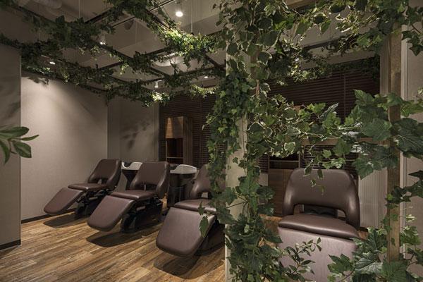 takara belmont spa style salon interiors