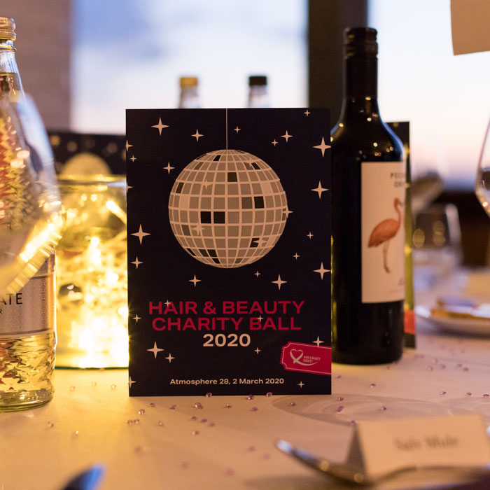 hair and beauty charity