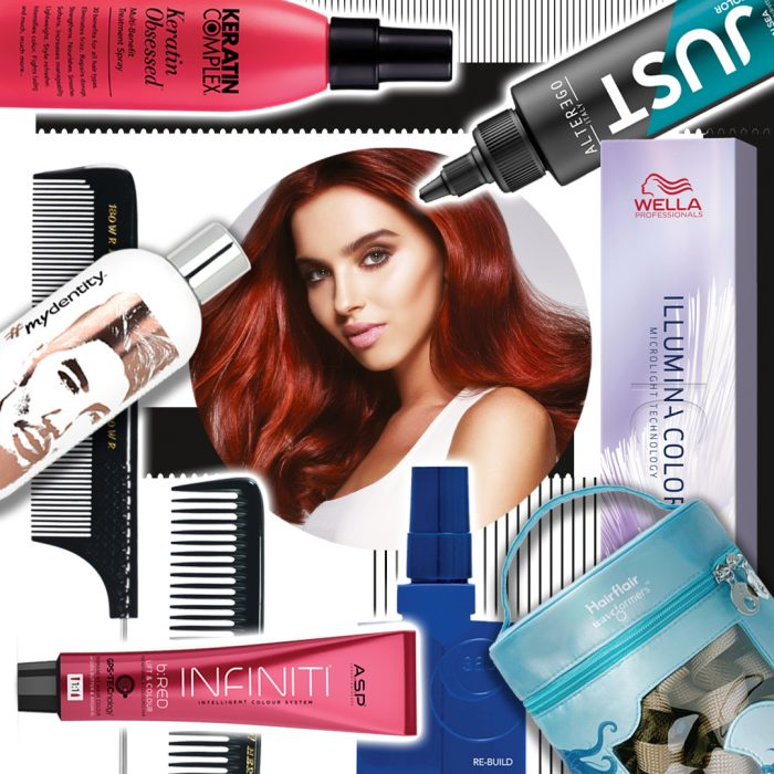 march professional hair products