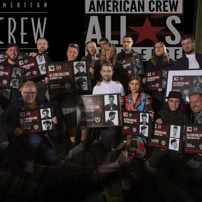 American Crew All-Star 2020