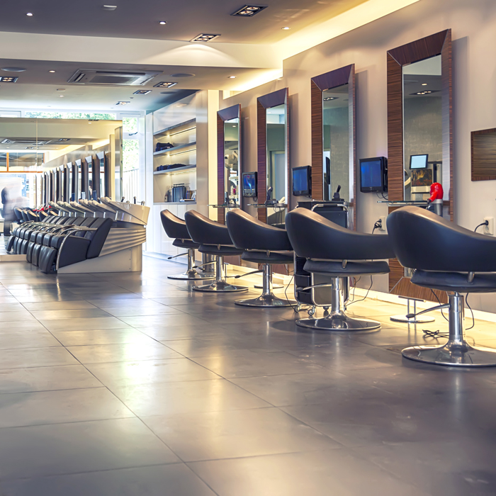 Coronavirus and hair salons